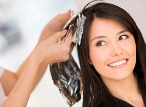 Что делать если после окраски выпадают волосы