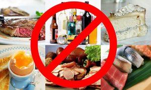вредные продукты для беременных
